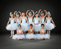 "25-Tues 4|45 Beginner Ballet ""Once Upon""  (12)"